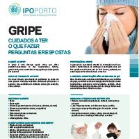 Gripe: Cuidados a ter, O que fazer, Perguntas e Respostas
